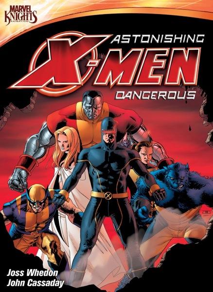 Joss Whedon, X-Men, Marvel Comcis
