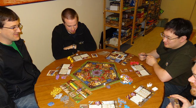 Playing Belfort