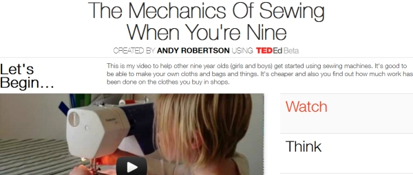 TED-Ed Lesson Complete