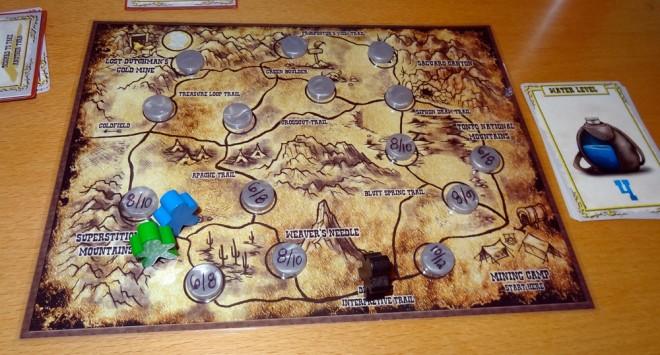Lost Dutchman Treasure Map