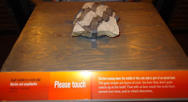 OMSI fault rock