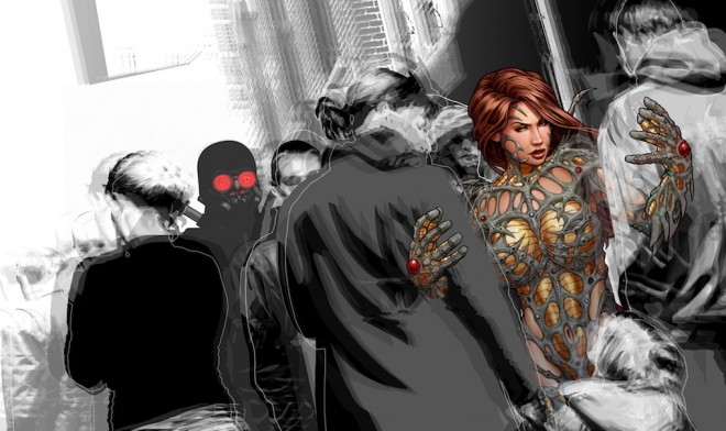 Witchblade #156 — A free pass. No really, no mystery today, just enter to win.