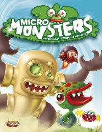 Micro Monsters box