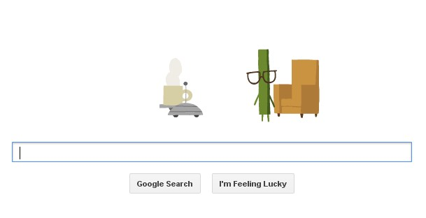 Google Father's Day Doodle