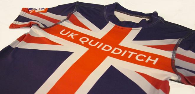 UK Quidditch jersey