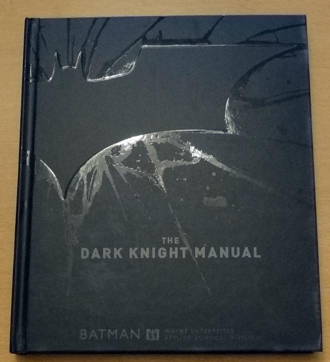 2 books to prepare you for the dark knight rises geekdad the dark knight manual the dark knight manual