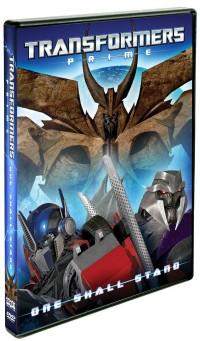 TransformersPrime_OneShallStand_CoverArt