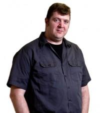 Science fiction class instructor Co O'Neill