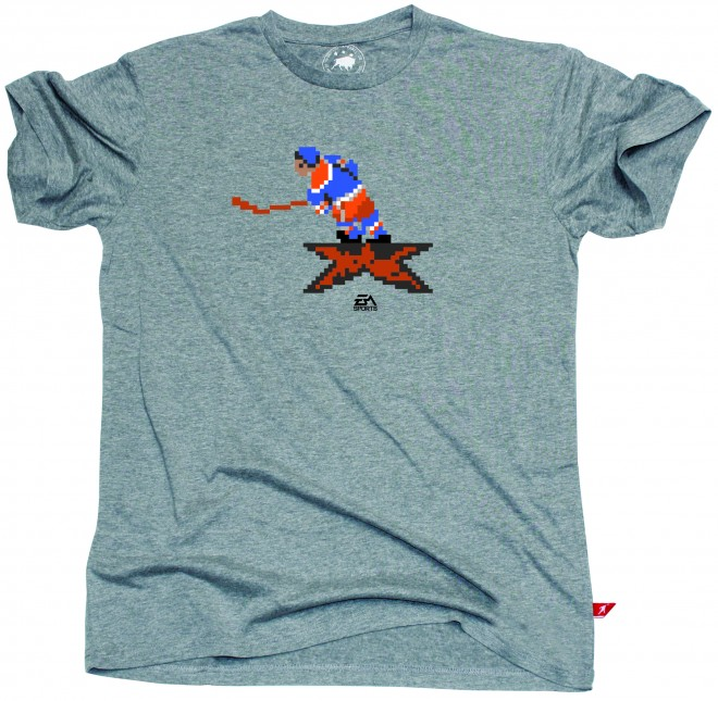 Sportiqe EA Hockey t-shirt