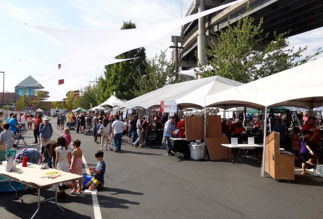 PDX Mini Maker Faire