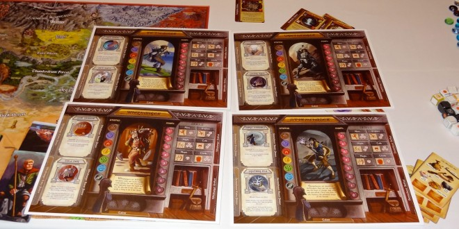 Story Realms characters