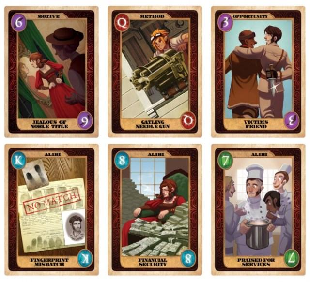 Ruse cards