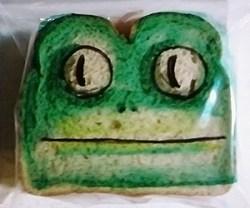 Frog-like