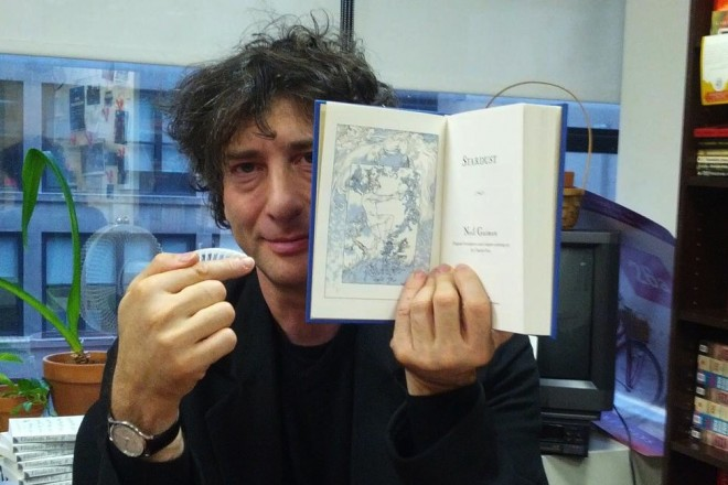 Neil Gaiman - peoplewhowrite