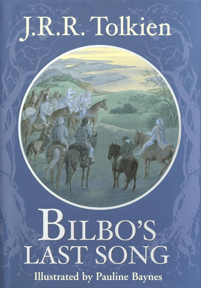 The cover of Bilbo's Last Song
