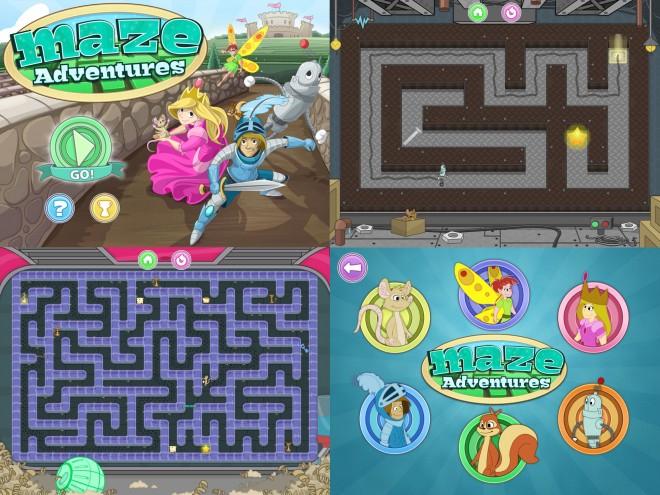 Maze Adventures