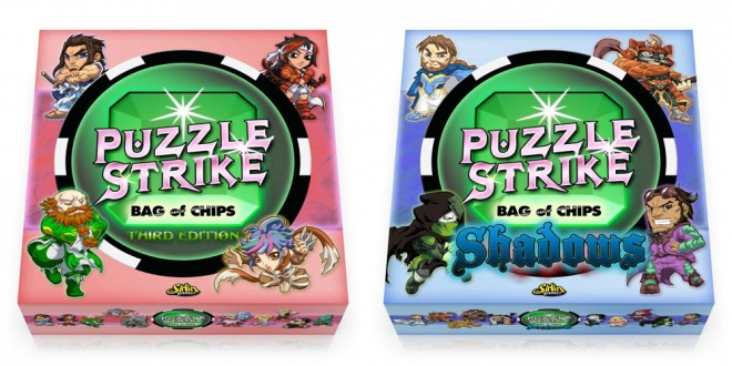 Puzzle Strike 3rd Edition and Shadows