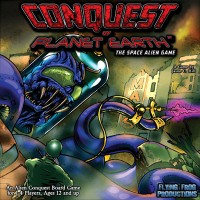 Conquest of Planet Earth box