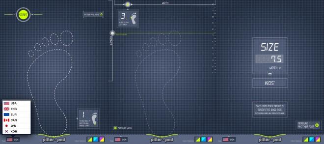 Pitter-Pad screenshots