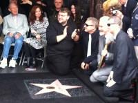 Rick Baker star on Hollywood Blvd.
