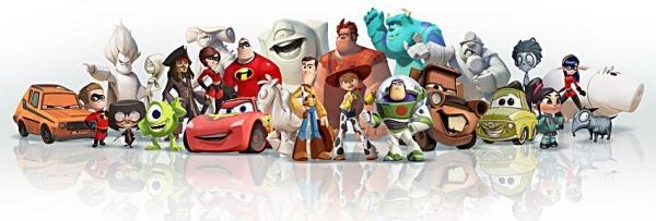 Disney and Pixar Characters (image source: nintendo-master.com)