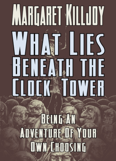Beneath Clock Tower