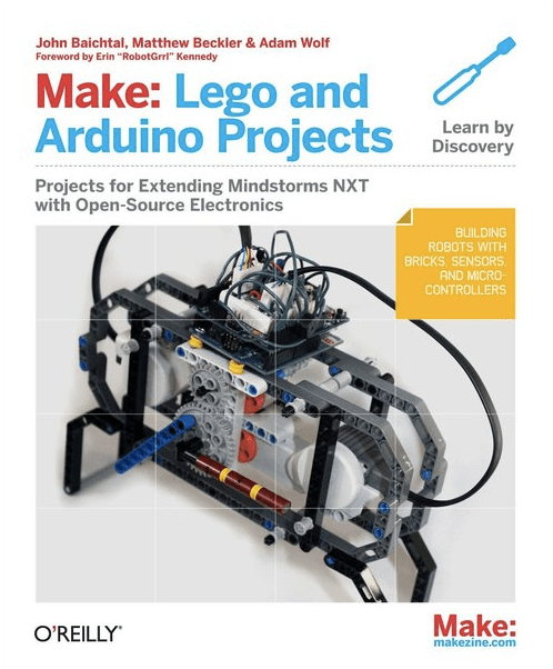 If you build it...   Best of Both Worlds: Make: Lego and Arduino Projects