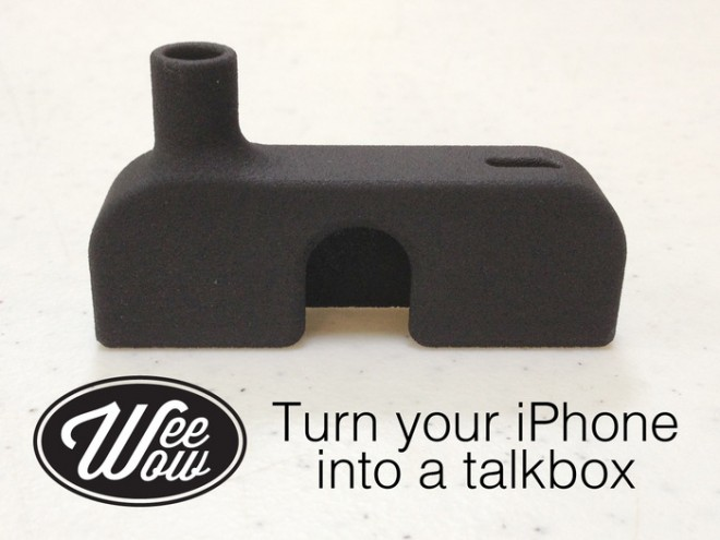 WeeWow Talkbox