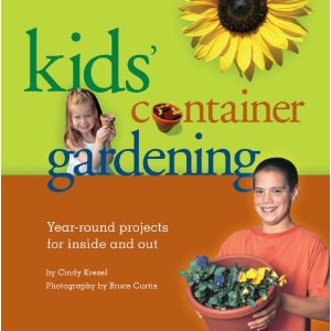 make healthy eating fun, grow food with kids,