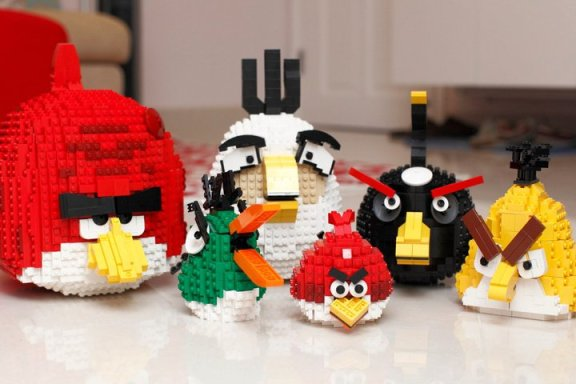 angry birds, lego, toys