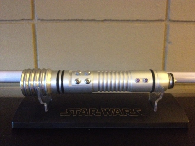 Force FX Lightsaber with Removable Blade Photo By: Dakster