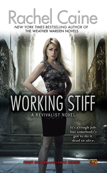 Rachel Caine, zombies, urban fantasy, horror