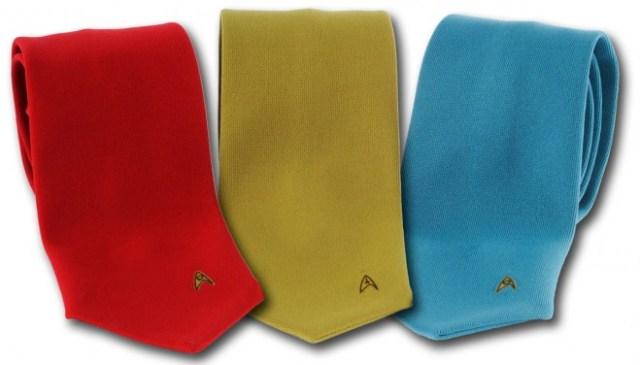 Star Trek Neckties