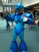 Timmy and Mega Man / Image: ThinkGeek