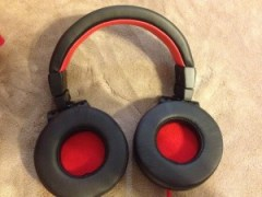 Plush ear covers for Wicked Audio Solus / Image: Dakster Sullivan
