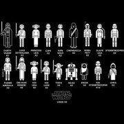 Star Wars Family Car Decals / Image: ThinkGeek