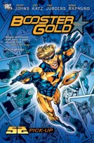 Booster Gold #1 New 52 Pick up / Image: DC Comics