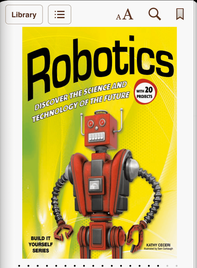 Robotics: Discover the Science and Technology of the Future - iBooks