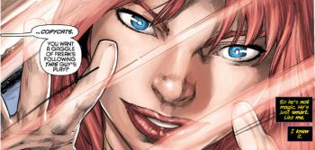 Batgirl #0 / Image: Copyright DC Comics