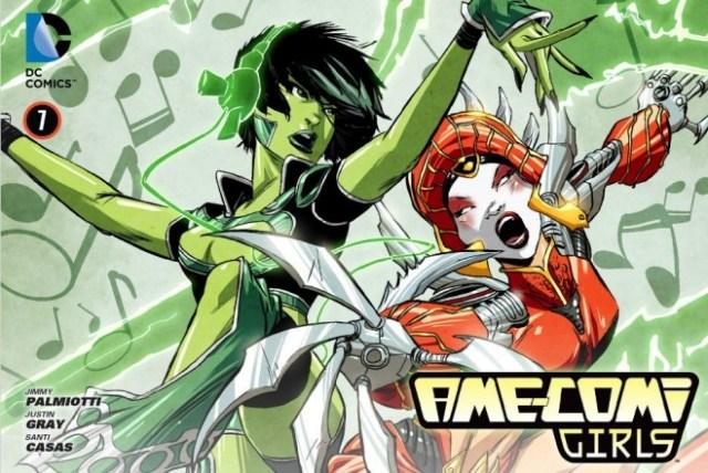 Enter the Green Lantern
