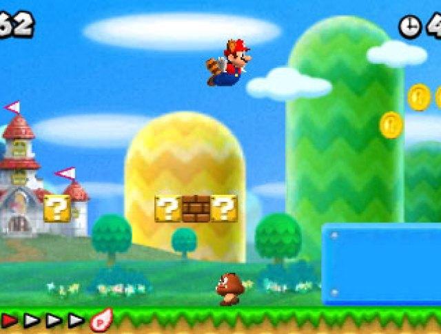 New Super Mario Bros. 2  Image: Nintendo