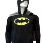 adult Batman jammies, adult batman costume,