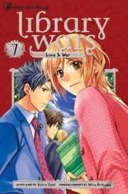 Library Wars Volume 7