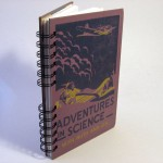 repurposed journal, upcycled book,