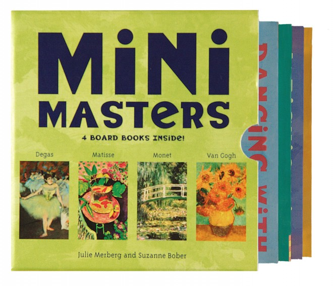 Mini Masters from Chronicle Books