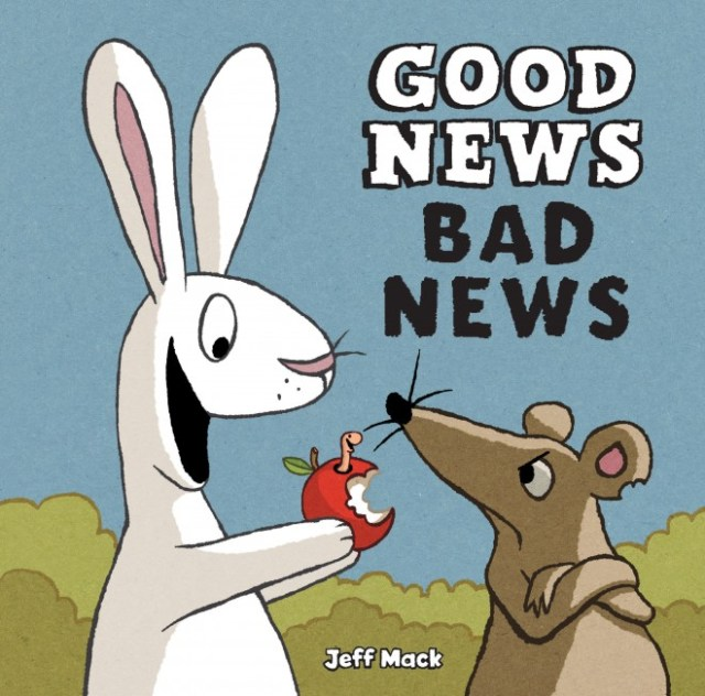 Good News Bad News from Chronicle Books