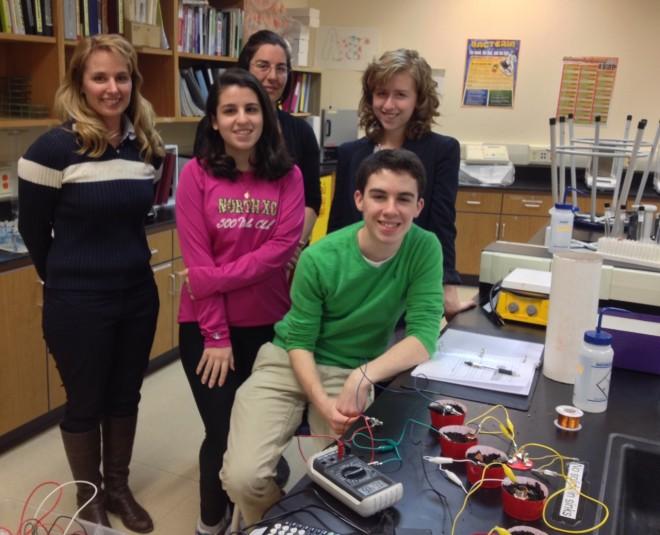 Lemelson-MIT InvenTeam, Science