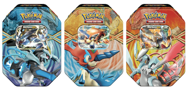 Pokémon EX Power Tin