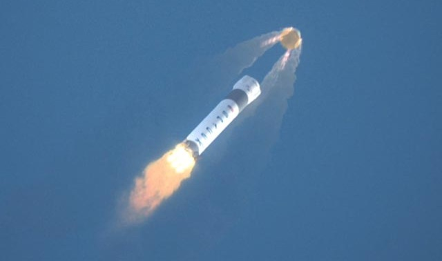 Space X abort and landing system