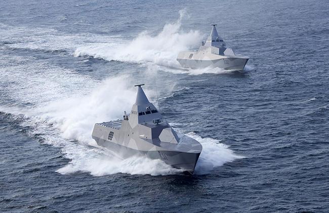 Visby_corvettes